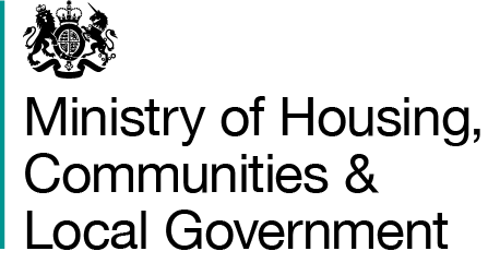 Ministryof Housing, Communities & Local Government Logo