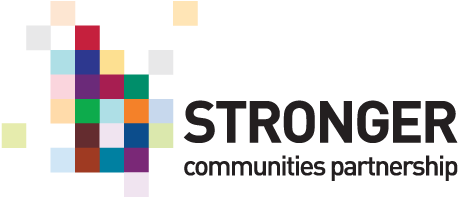 Stronger Communities Partnership Logo